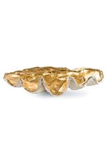 Regina Andrew Design Golden Clam Bowl Large
