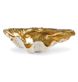 Regina Andrew Design Golden Clam Bowl Small