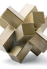 Regina Andrew Design Abstract Sculpture (Brass)