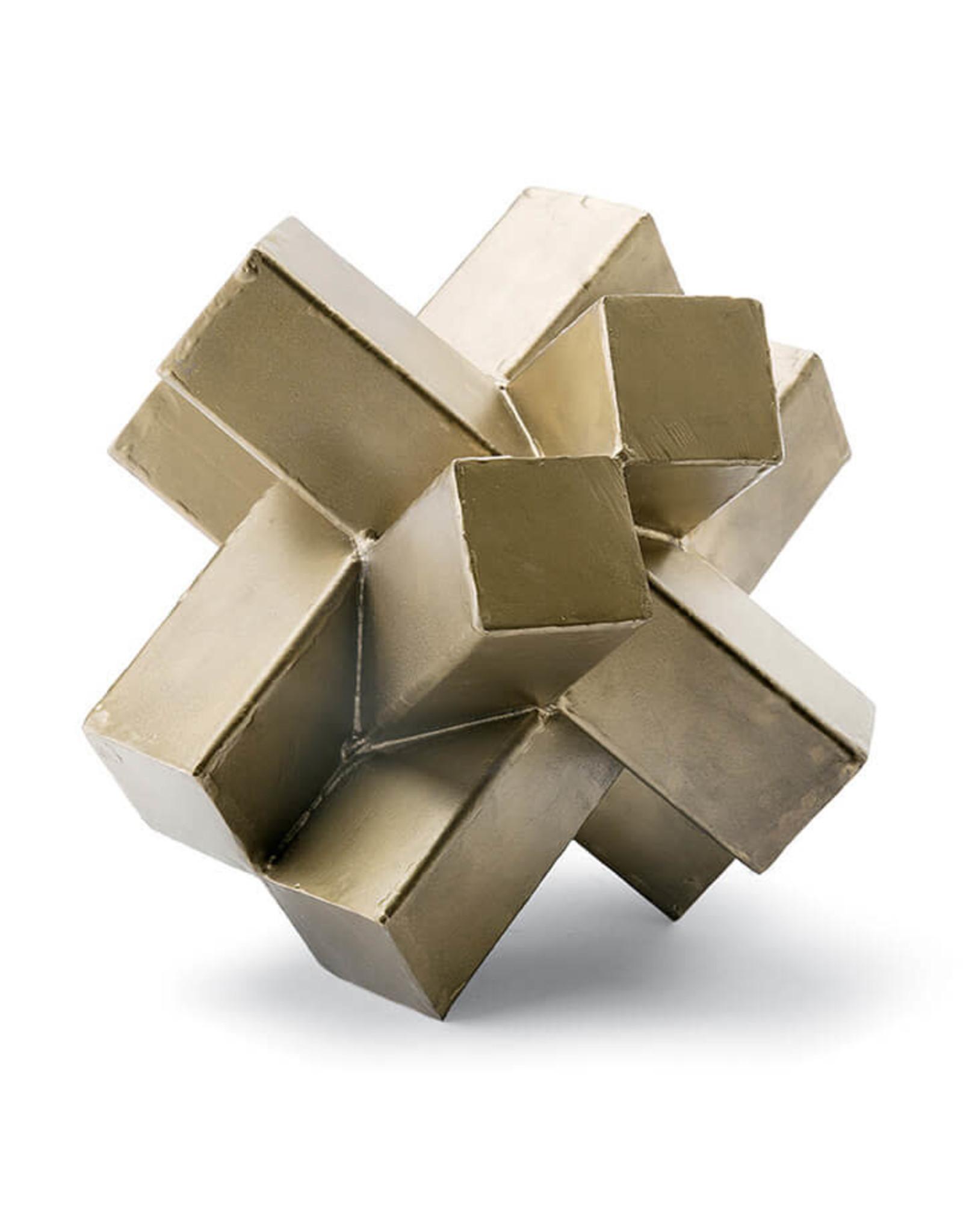 Abstract Sculpture (Brass)