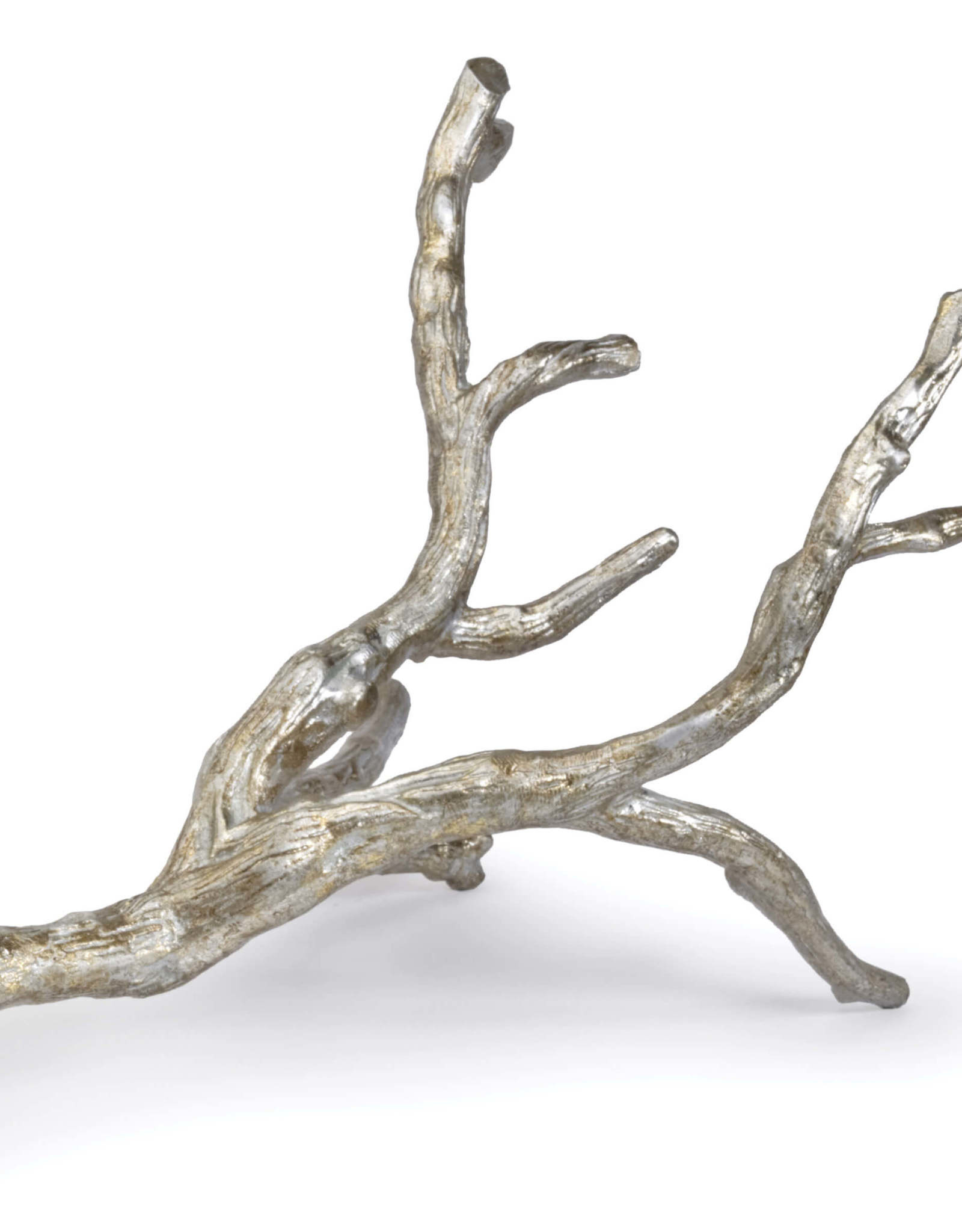 Regina Andrew Design Metal Branch (Ambered Silver)