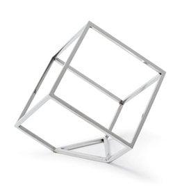 Regina Andrew Design Open Standing Cube (Nickel)