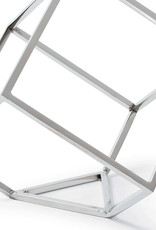 Regina Andrew Design Open Standing Cube (Nickel)