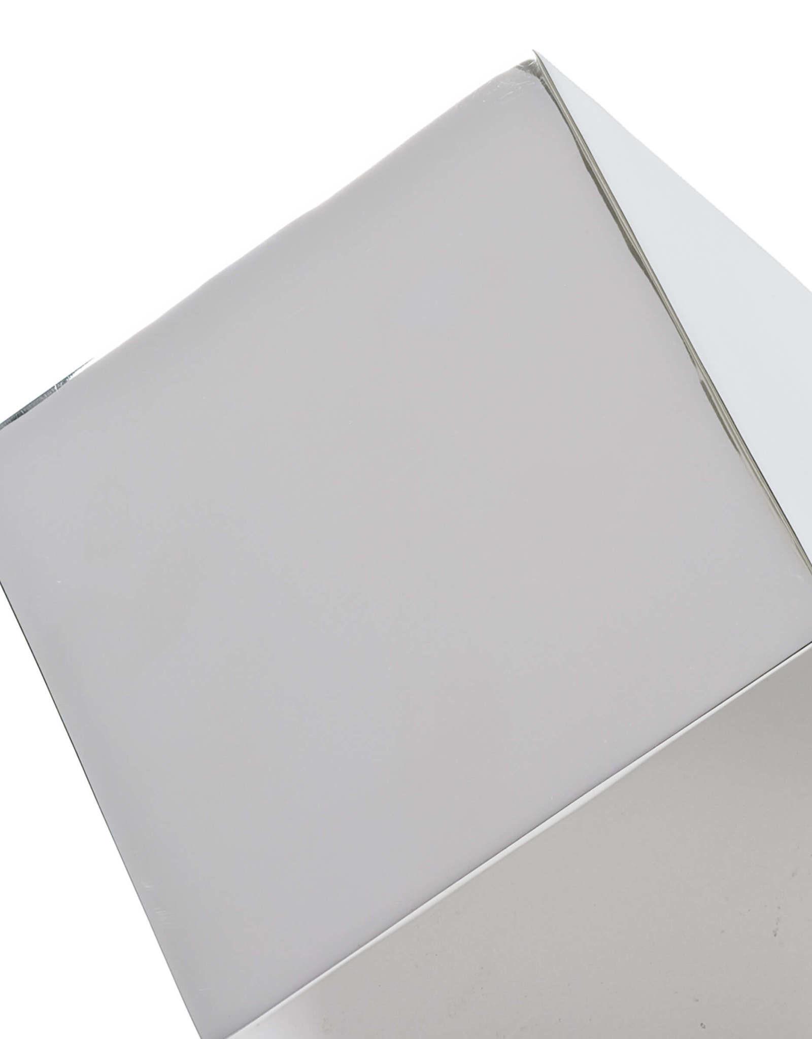 Regina Andrew Design Closed Standing Cube (Nickel)