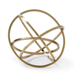 Regina Andrew Design Ellipse Table Top Accessory (Brass)