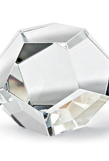 Regina Andrew Design Crystal Dodecahedron Small