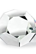 Regina Andrew Design Crystal Dodecahedron Large
