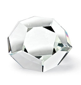 Regina Andrew Design Crystal Dodecahedron Large