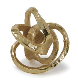 Regina Andrew Design Metal Knot (Gold)