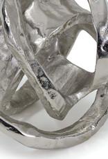 Regina Andrew Design Metal Knot (Polished Nickel)
