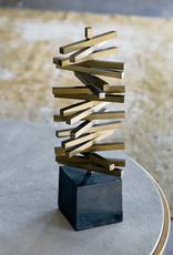 Regina Andrew Design Revolution Sculpture (Antique Brass)