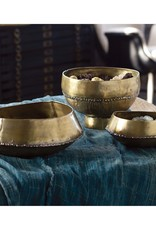Regina Andrew Design Bedouin Bowl Small (Brass)
