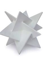 Regina Andrew Design Origami Star Small White