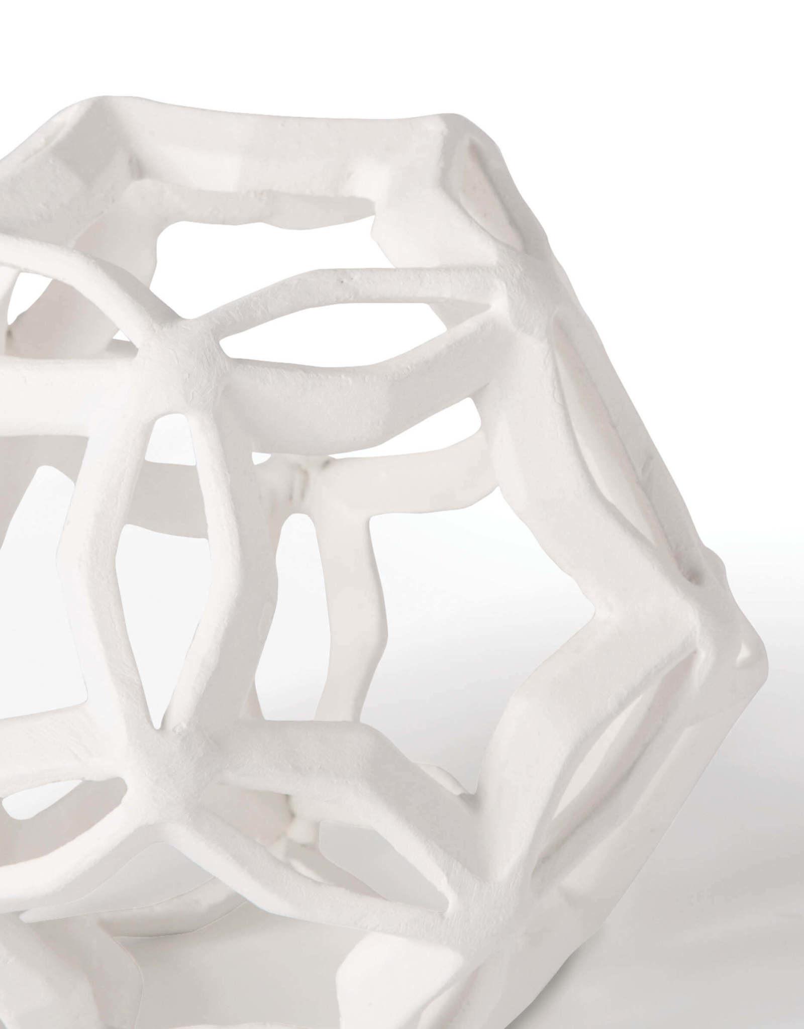 Regina Andrew Design Geometric Star Small (White)