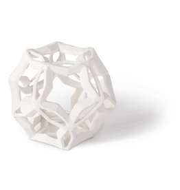 Regina Andrew Design Geometric Star Medium (White)