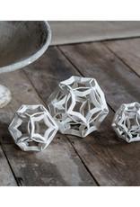 Regina Andrew Design Geometric Star Medium (White)