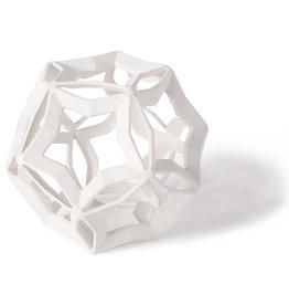 Regina Andrew Design Geometric Star Large (White)