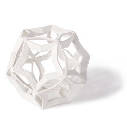 Regina Andrew Design Geometric Star Large (White)