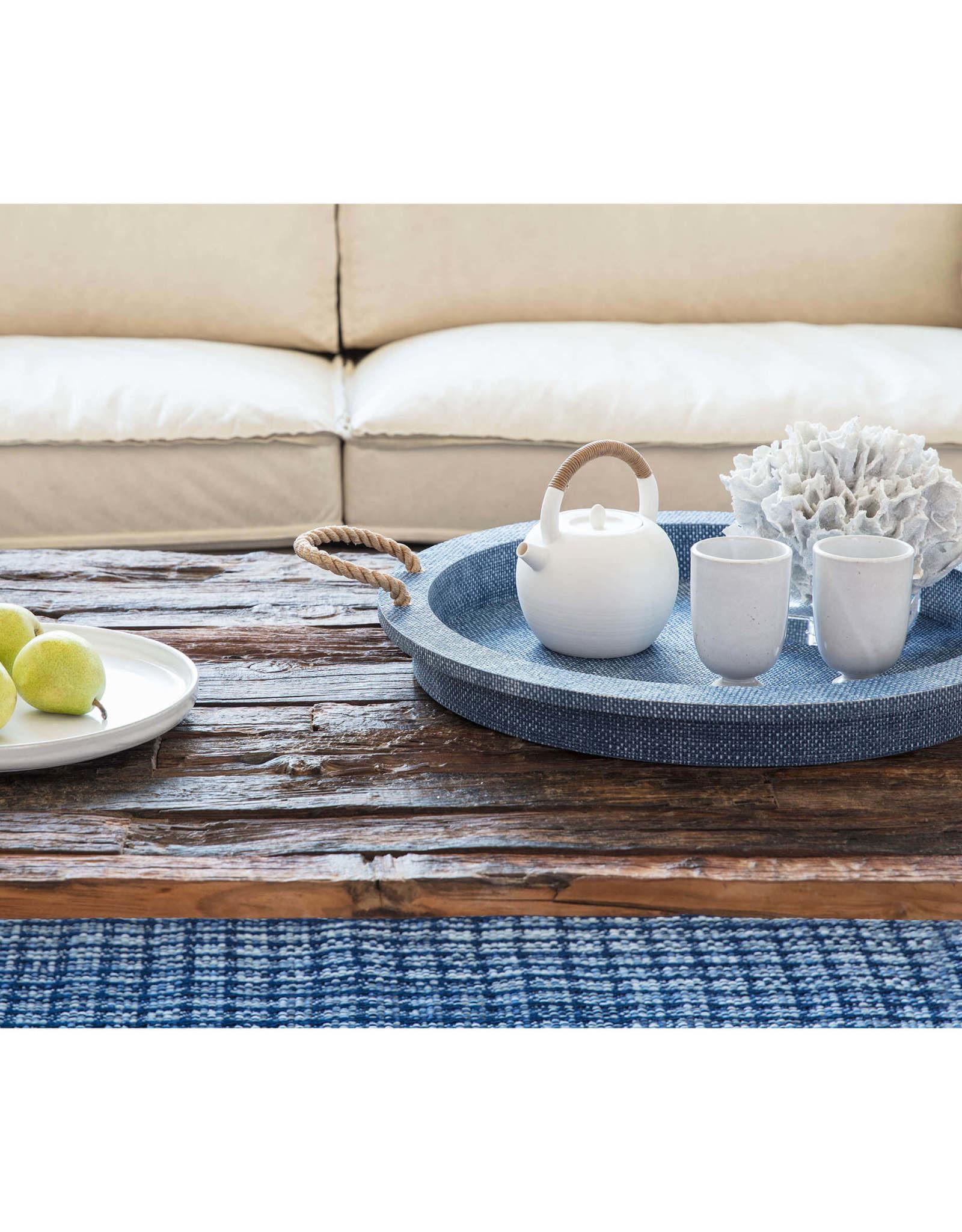 Regina Andrew Design Aegean Serving Tray (Indigo)