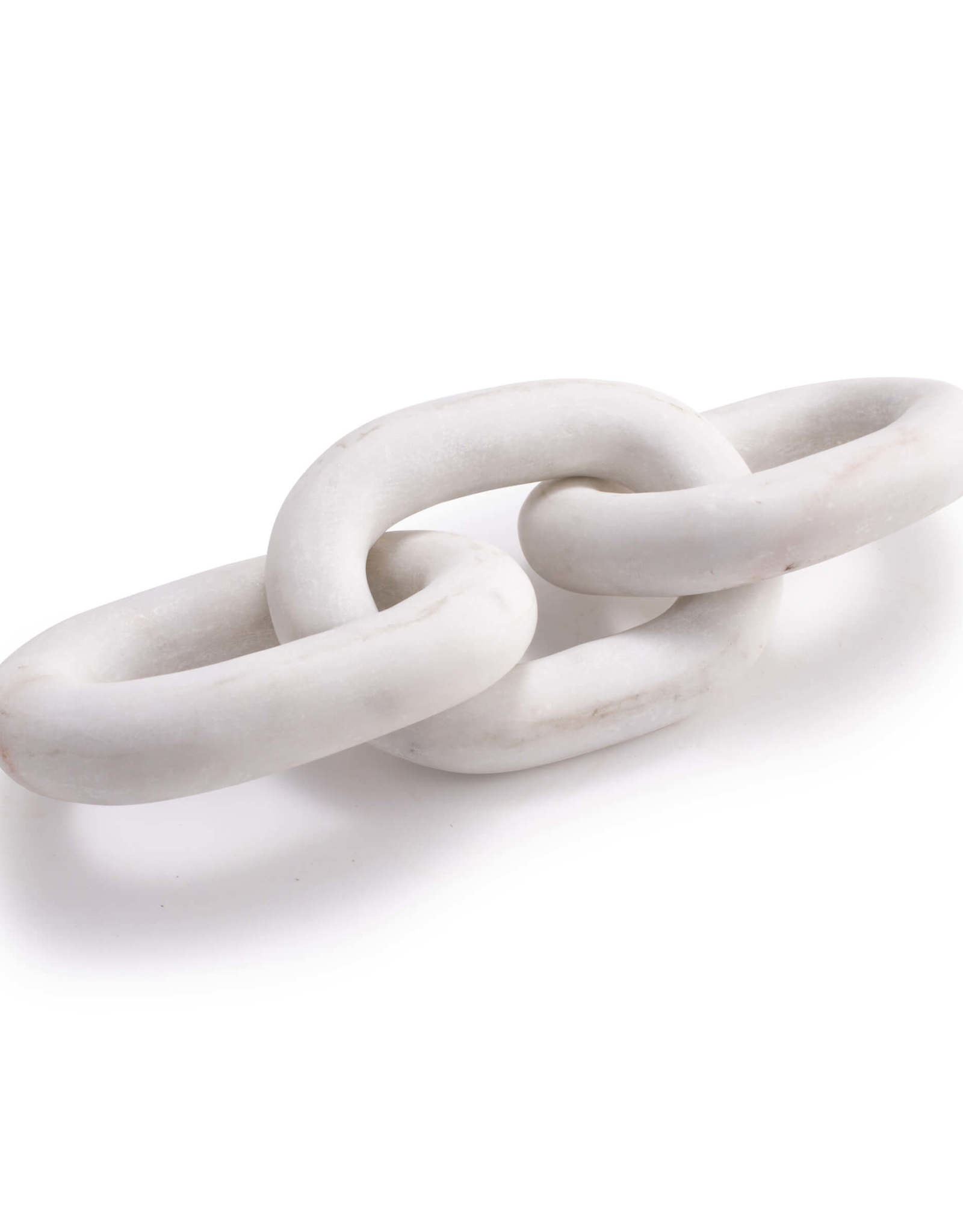 Regina Andrew Design Atlas Marble Chain (White)