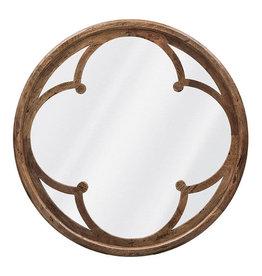 Regina Andrew Design Raymond Quatrefoil Mirror (Natural)