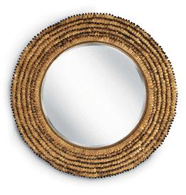 Regina Andrew Design Petal Mirror Small (Gold)