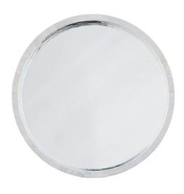 Regina Andrew Design Mother of Pearl Mirror Medium