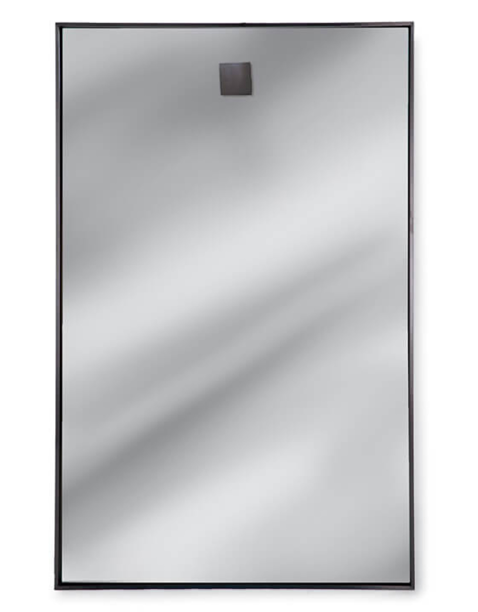 Regina Andrew Design Hanging Rectangle Mirror (Steel)