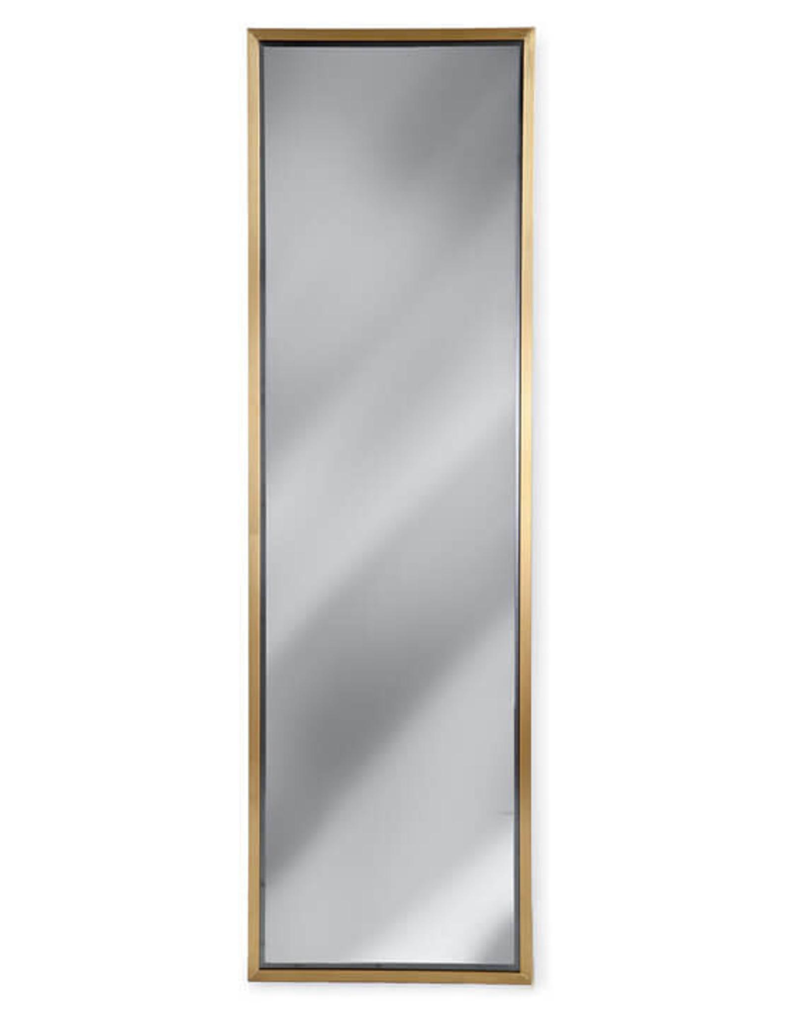 Regina Andrew Design Dressing Room Mirror (Natural Brass)