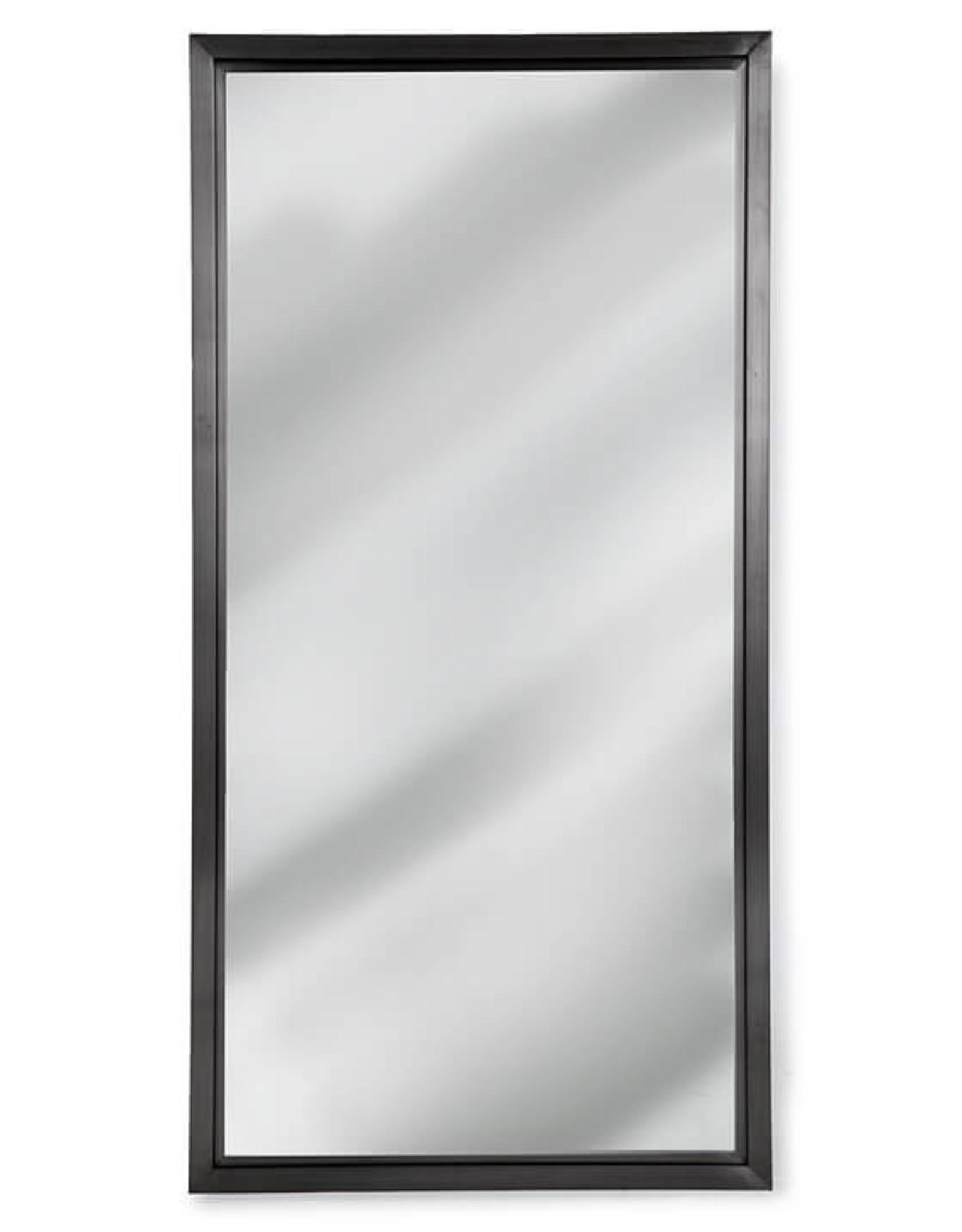 Regina Andrew Design Rectangle Mirror (Steel)