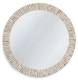 Regina Andrew Design Multitone Bone Mirror
