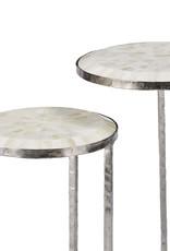 Regina Andrew Design Bone Veneer Nesting Tables