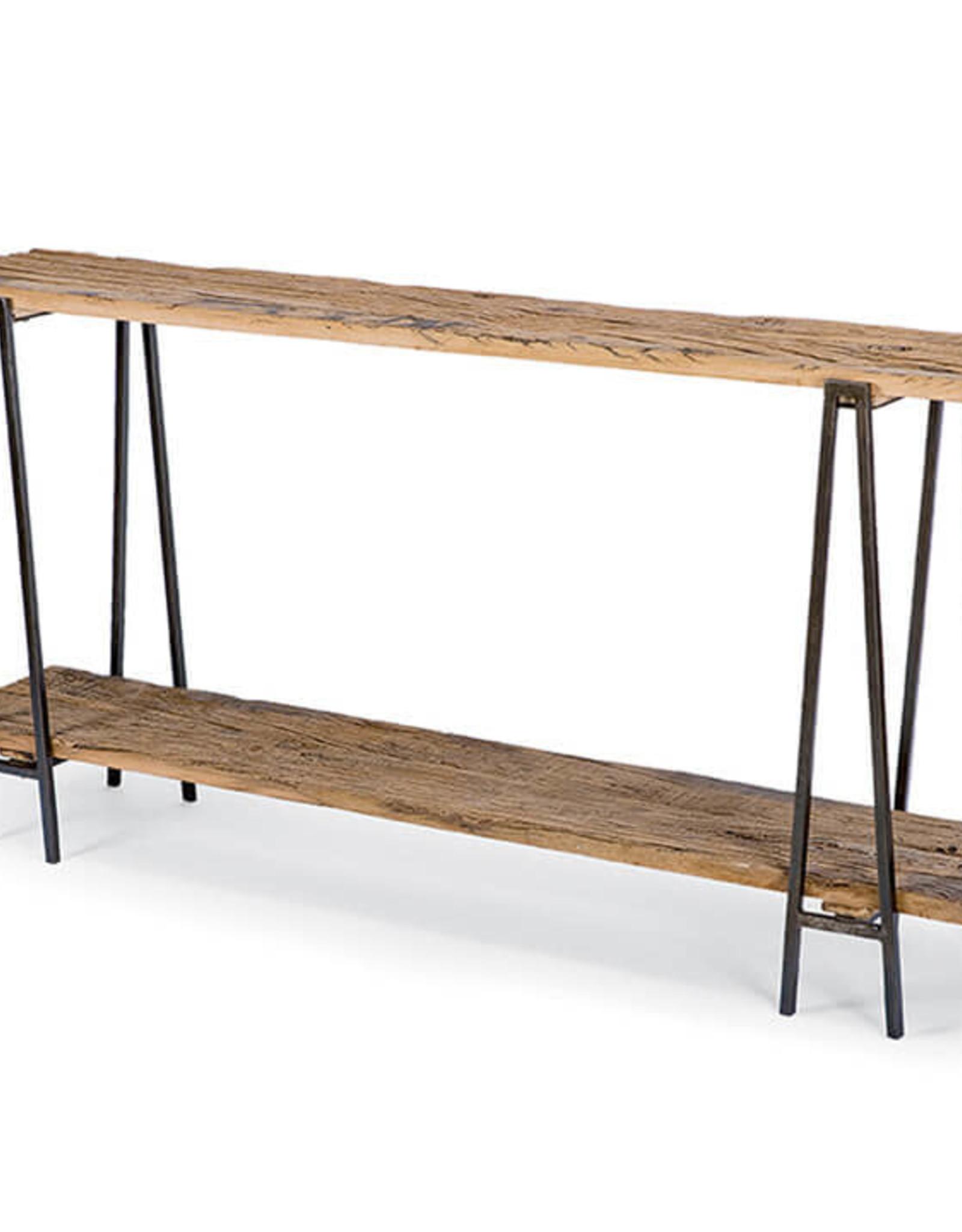 Regina Andrew Design Reclaimed Console Table