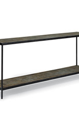 Regina Andrew Design Herringbone Console Table