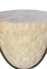 Regina Andrew Design Coco Natural Bone Table