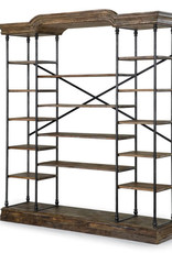 Regina Andrew Design Chateau Etagere Large (Blackened Iron)