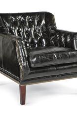 Regina Andrew Design Leather Equestrian Chair
