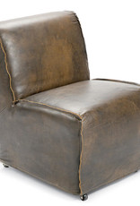 Regina Andrew Design Rolling Slipper Chair