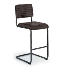 Regina Andrew Design Dylan Bar Stool (Distressed Whiskey)