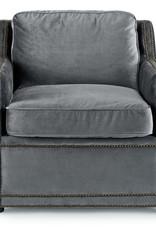 Regina Andrew Design Posh Chair (Charcoal Chair)