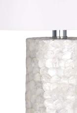 Regina Andrew Design Scalloped Capiz Table Lamp