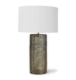 Regina Andrew Design Chain Link Table Lamp (Antique Brass)