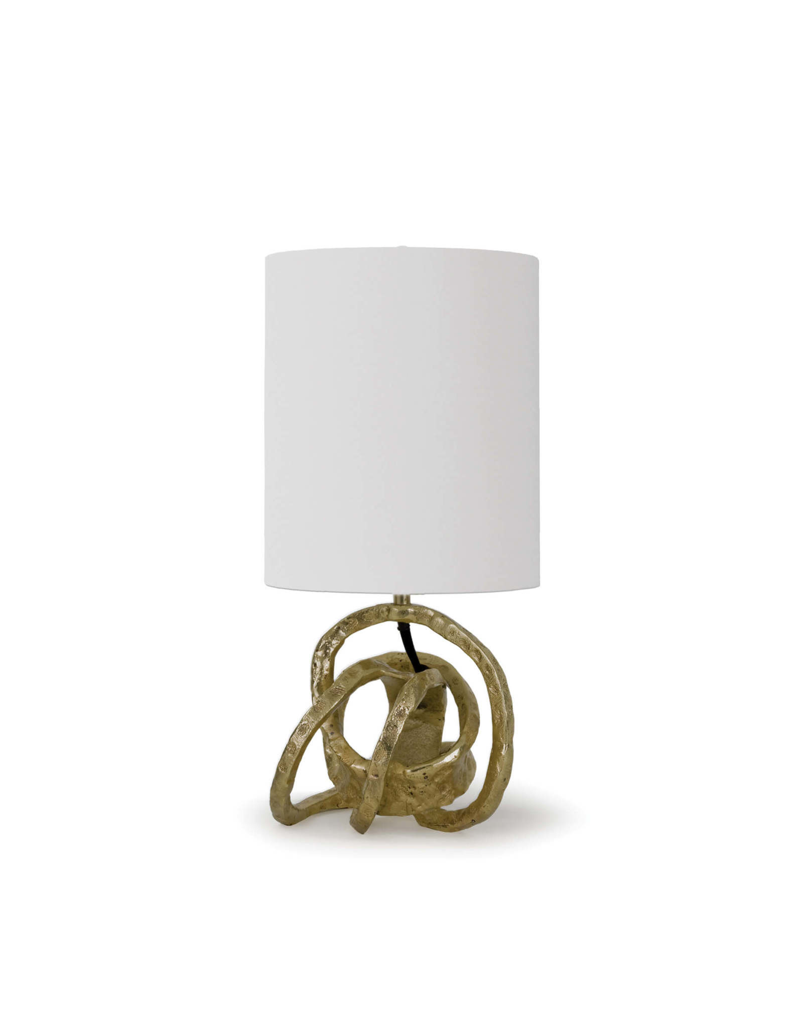 Regina Andrew Design Mini Knot Lamp (Soft Gold)
