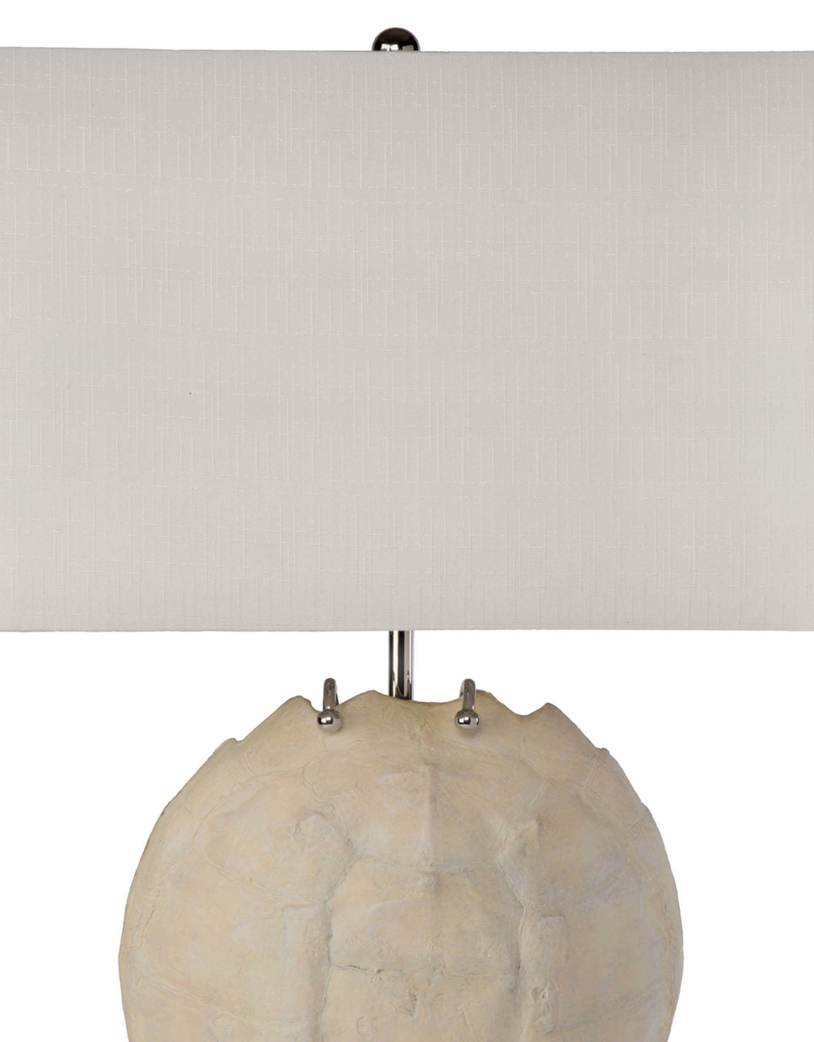 Regina Andrew Design Turtle Shell Exhibit Table Lamp (Bleached)