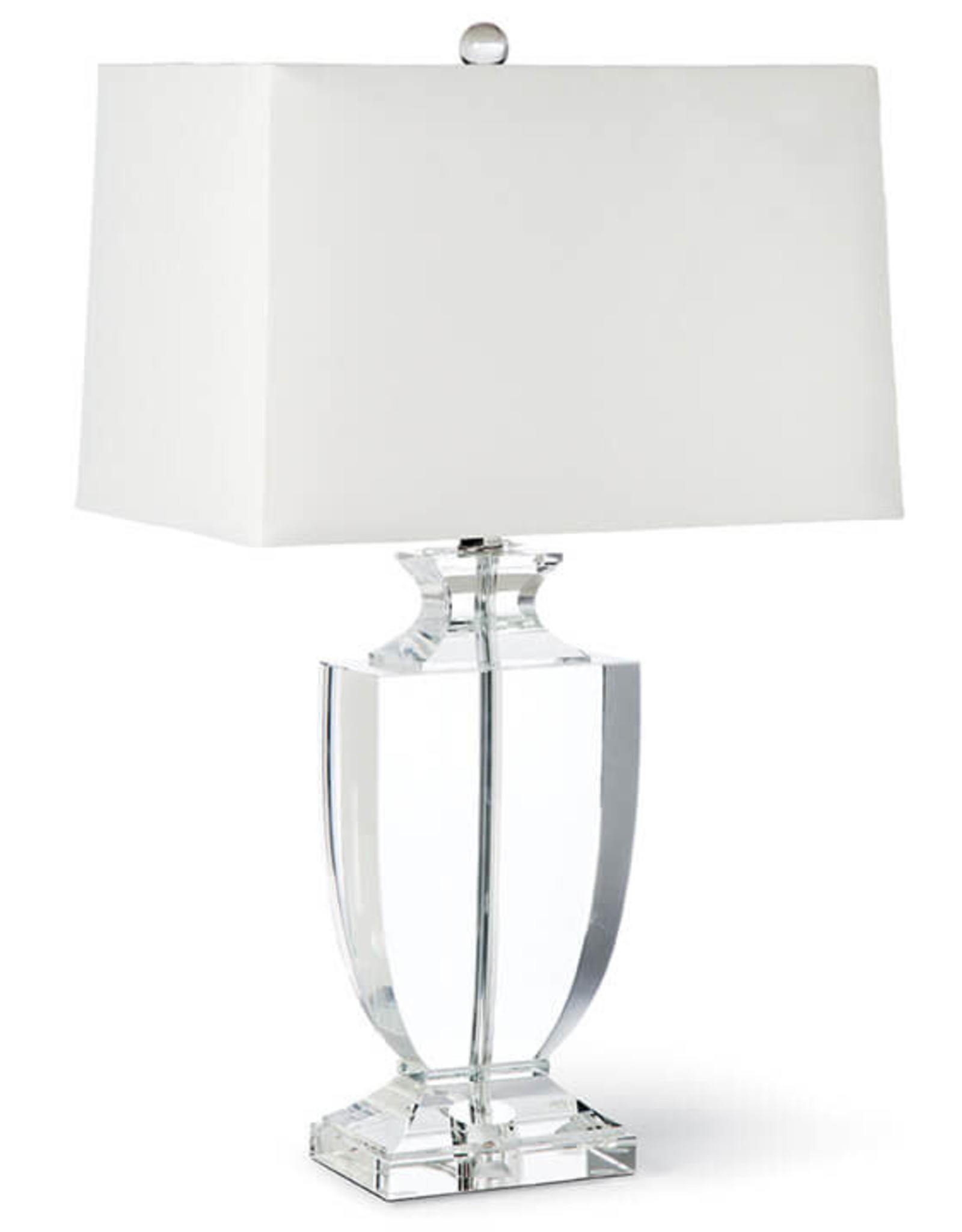 Regina Andrew Design Phat Crystal Urn Table Lamp
