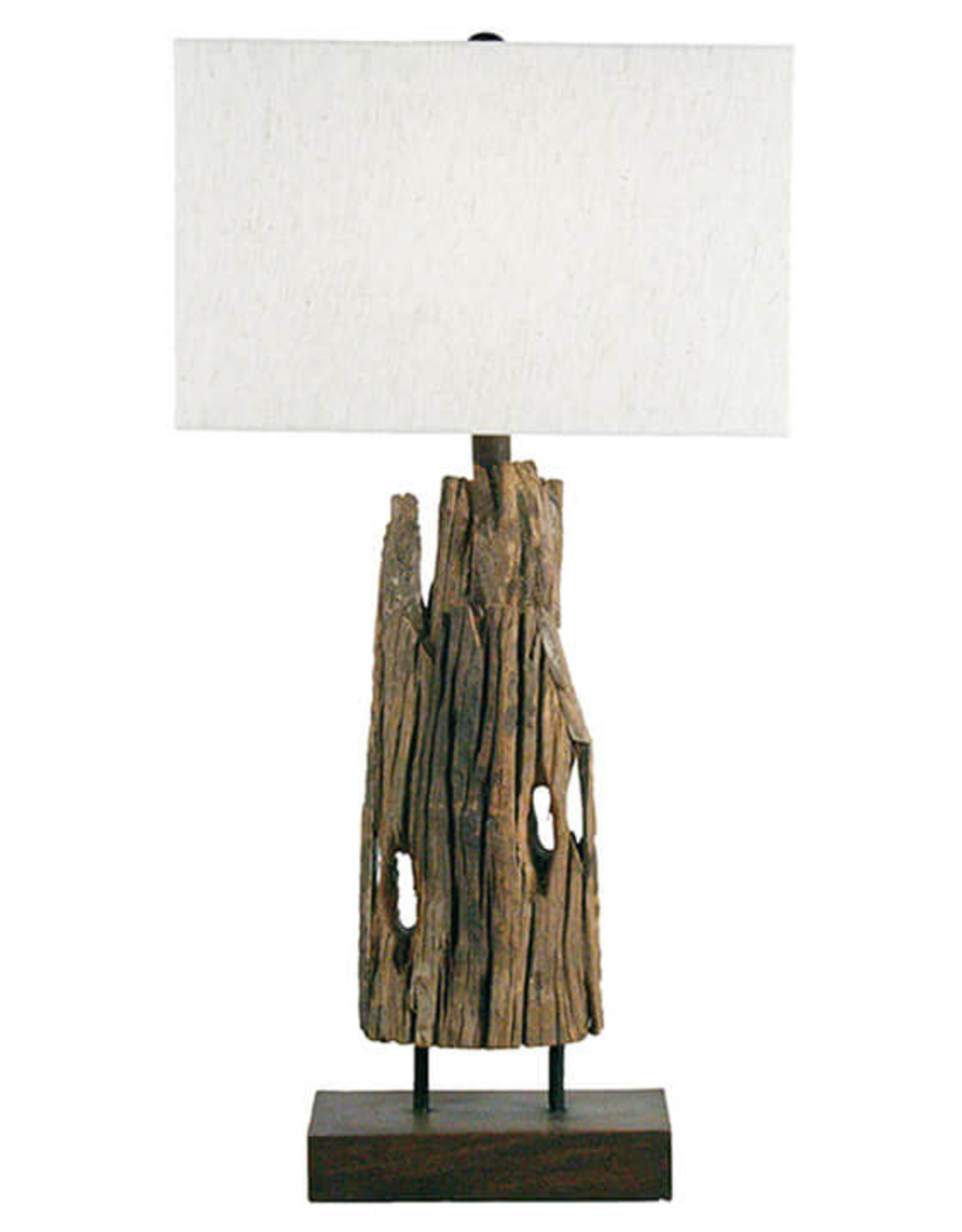 Regina Andrew Design Reclaimed Wood Table Lamp