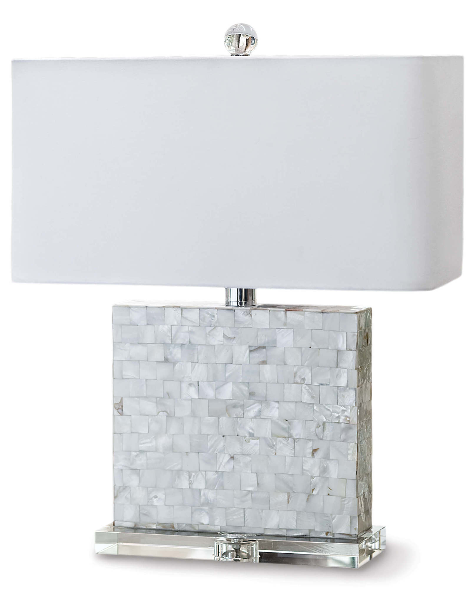 Regina Andrew Design Bliss Mother of Pearl Table Lamp