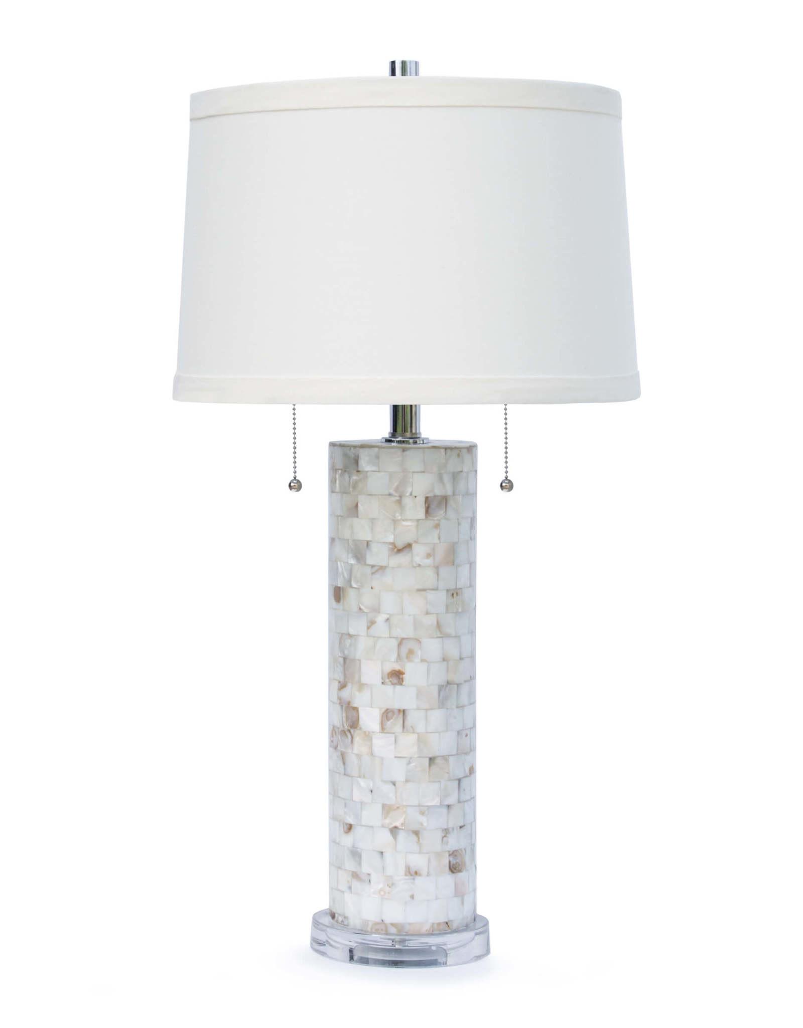 Regina Andrew Design Deva Mother of Pearl Table Lamp