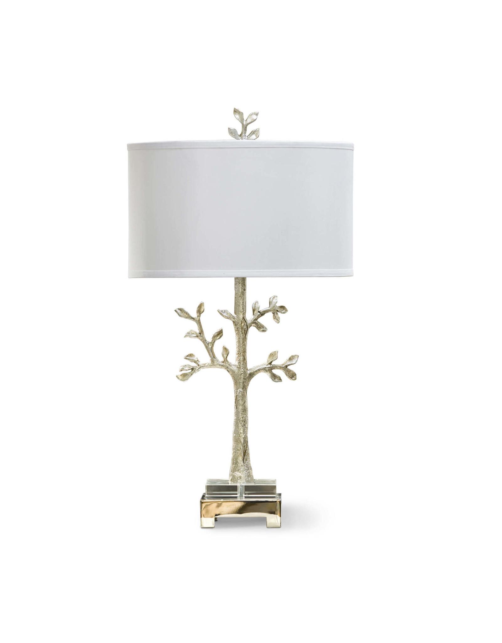 Regina Andrew Design Modern Tree Table Lamp (Silver)