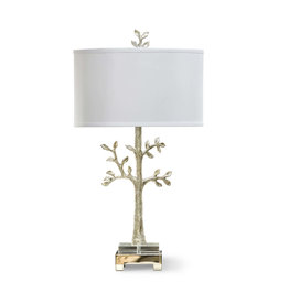 Regina Andrew Design Modern Tree Table Lamp (Silver)